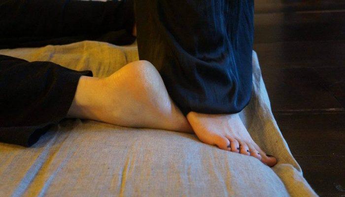 piede pressione shiatsu